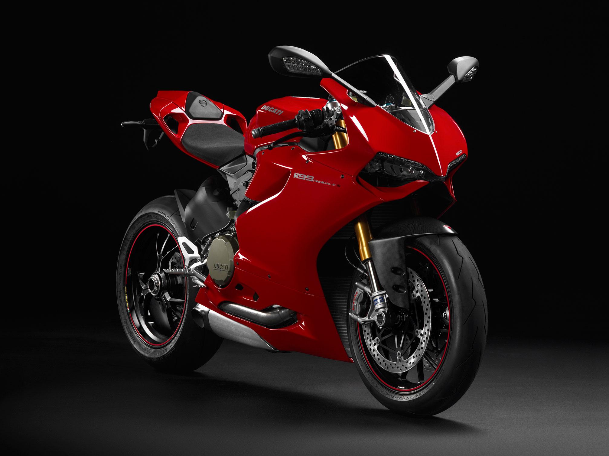 2012-13 Ducati 1199 ...