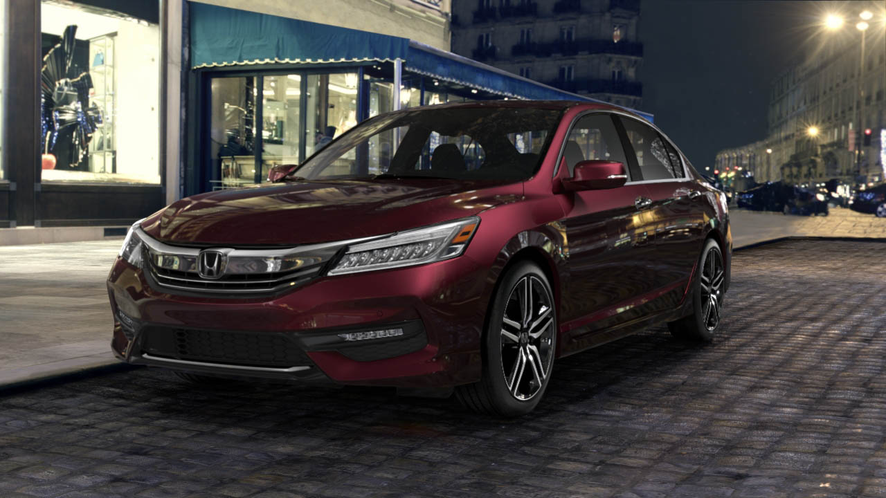 2016 2017 Honda Accord Sedan