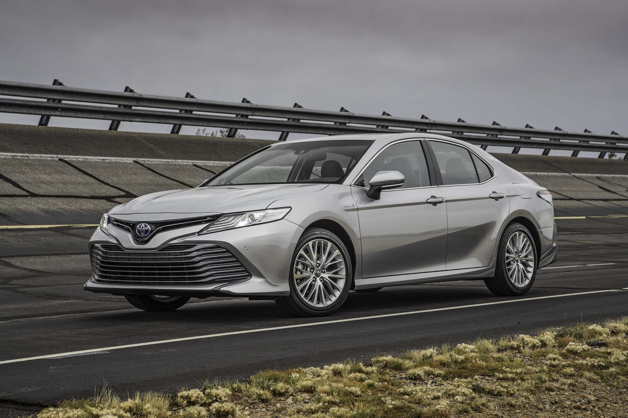 2018 Toyota Camry Le Xle