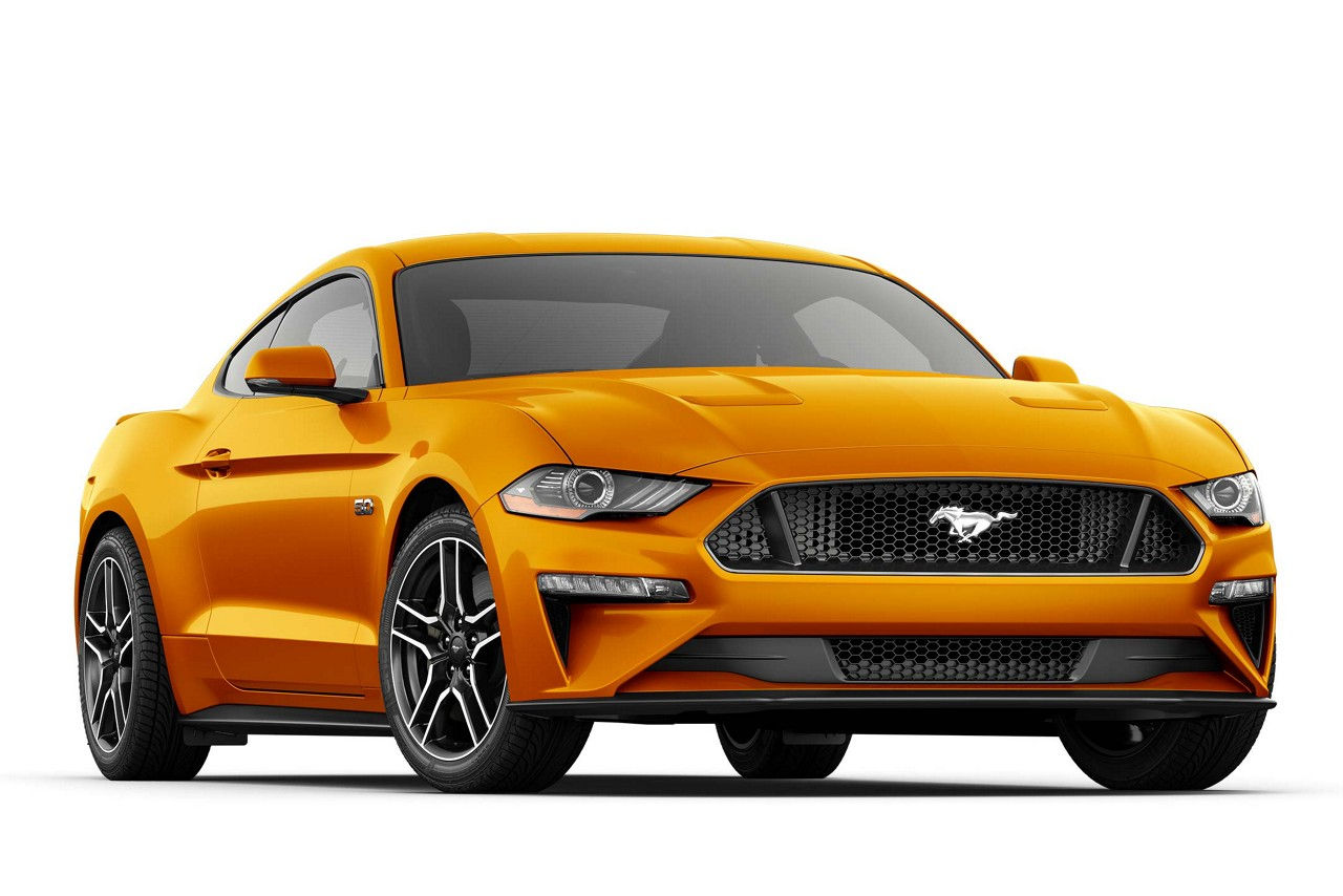 2018 Ford Mustang Gt >> 2018 Ford Mustang Ecoboost Gt