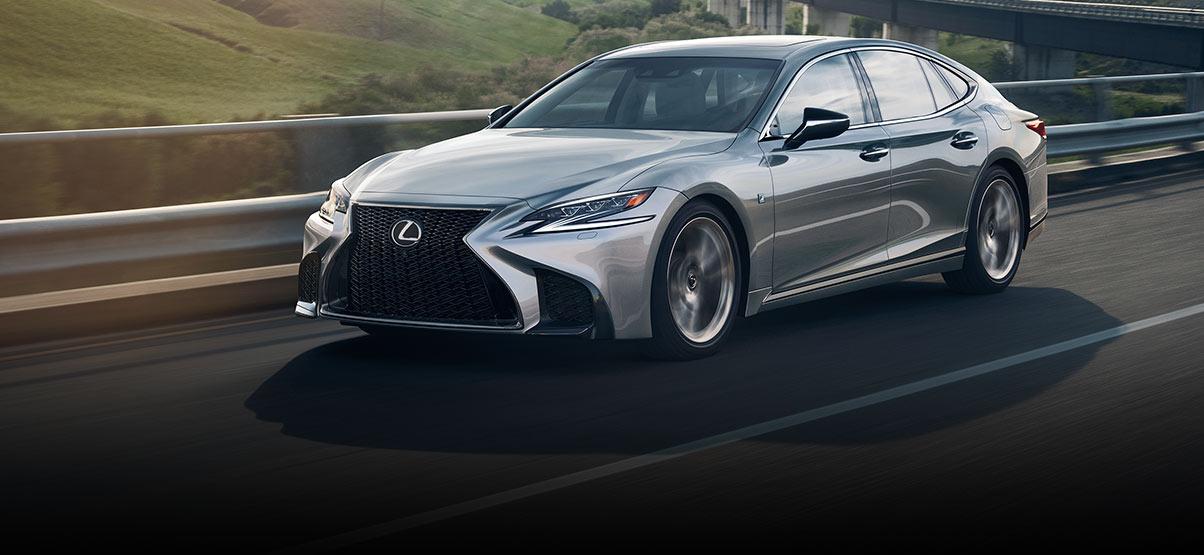 2018 Lexus