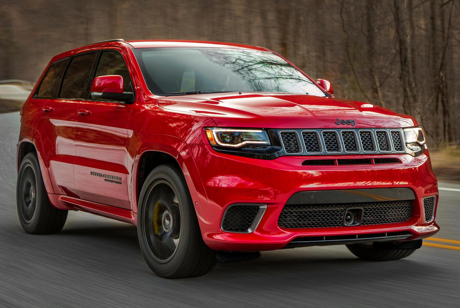 2018 Jeep Grand Cherokee Summit 3M PRO Scotchgard Paint Protection Bumper Kit